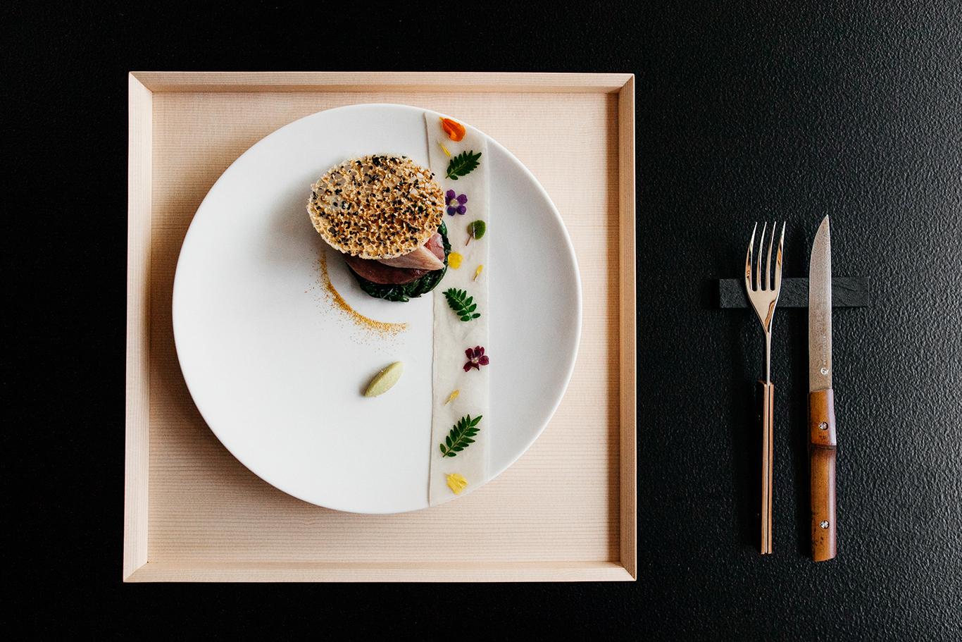 HOSHINOYA Tokyo Dinner_01.credit Hoshino Resorts