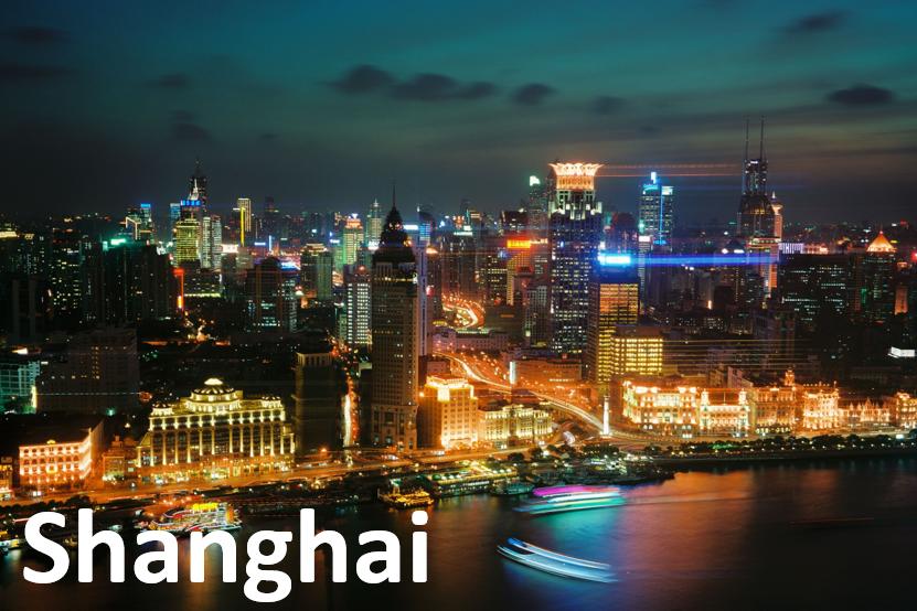 Shanghai - city guide