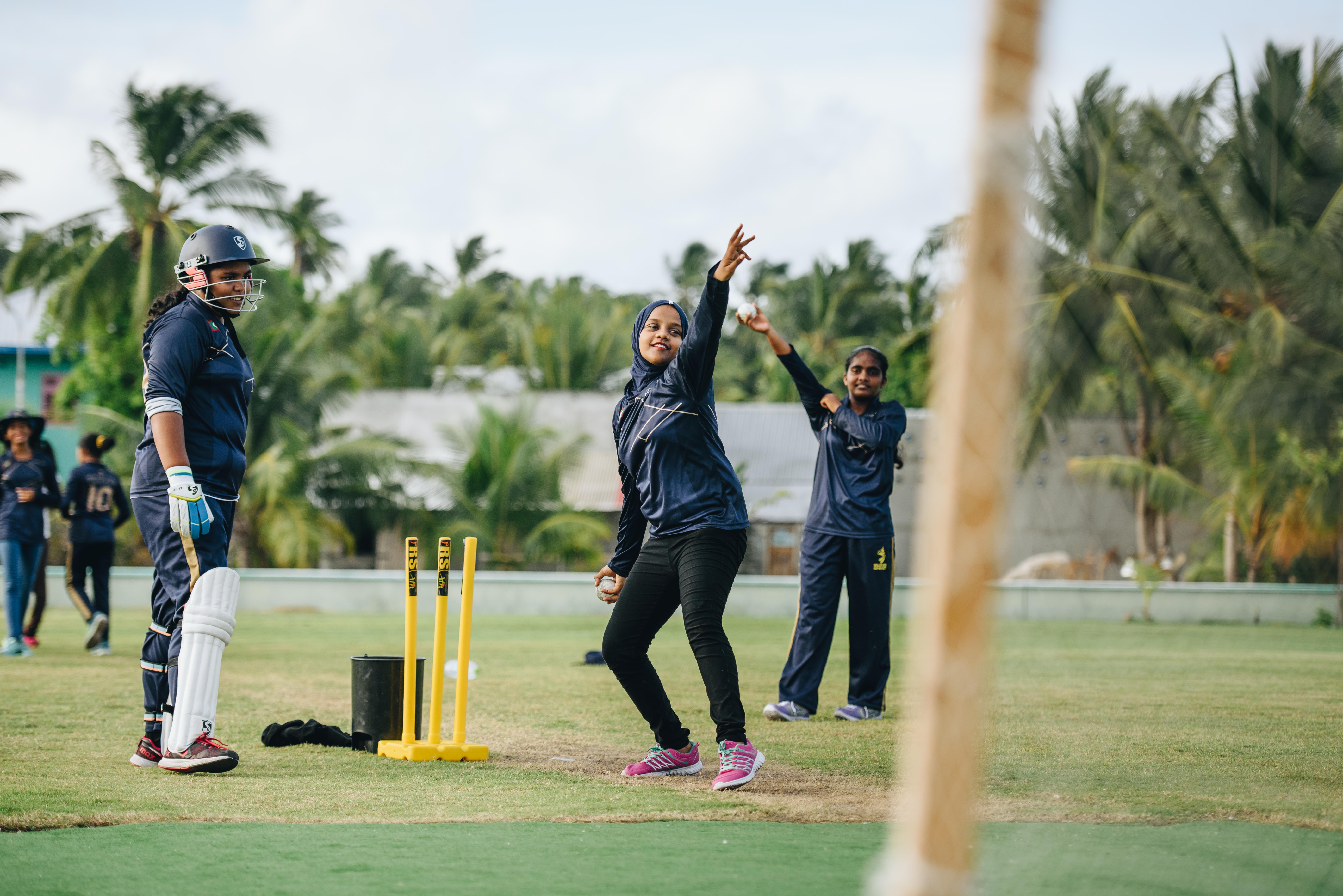 FVM cricket