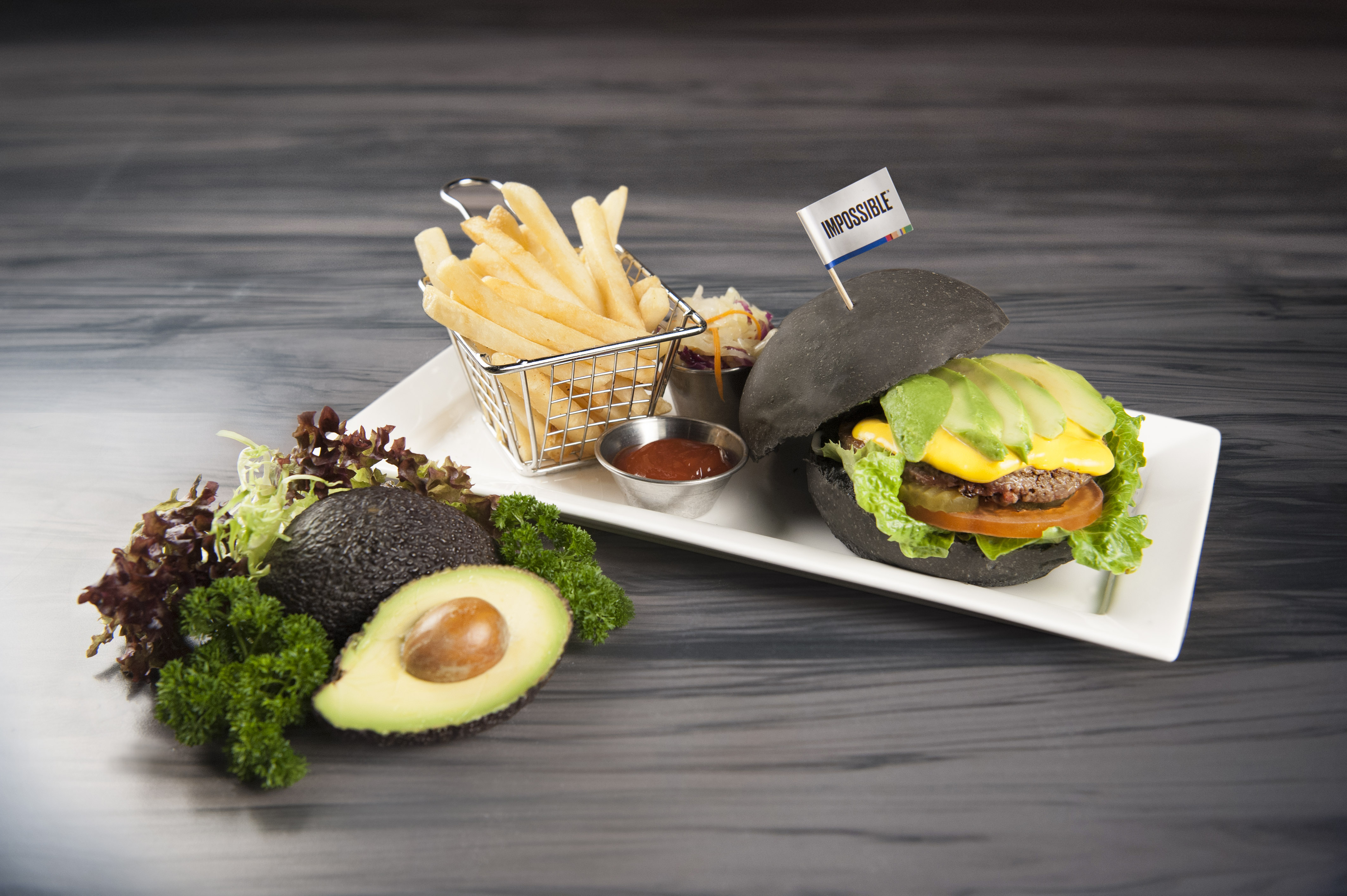 Impossible__Avocado Burger