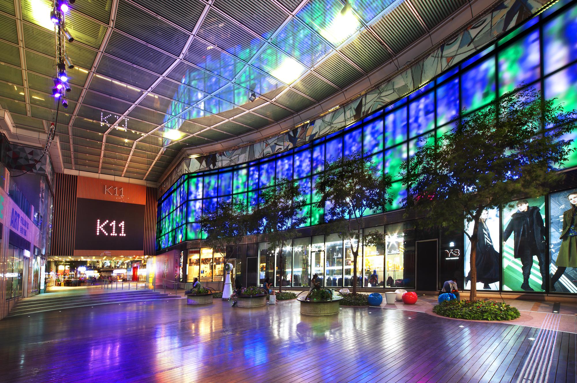 2. Hong Kong K11 Piazza