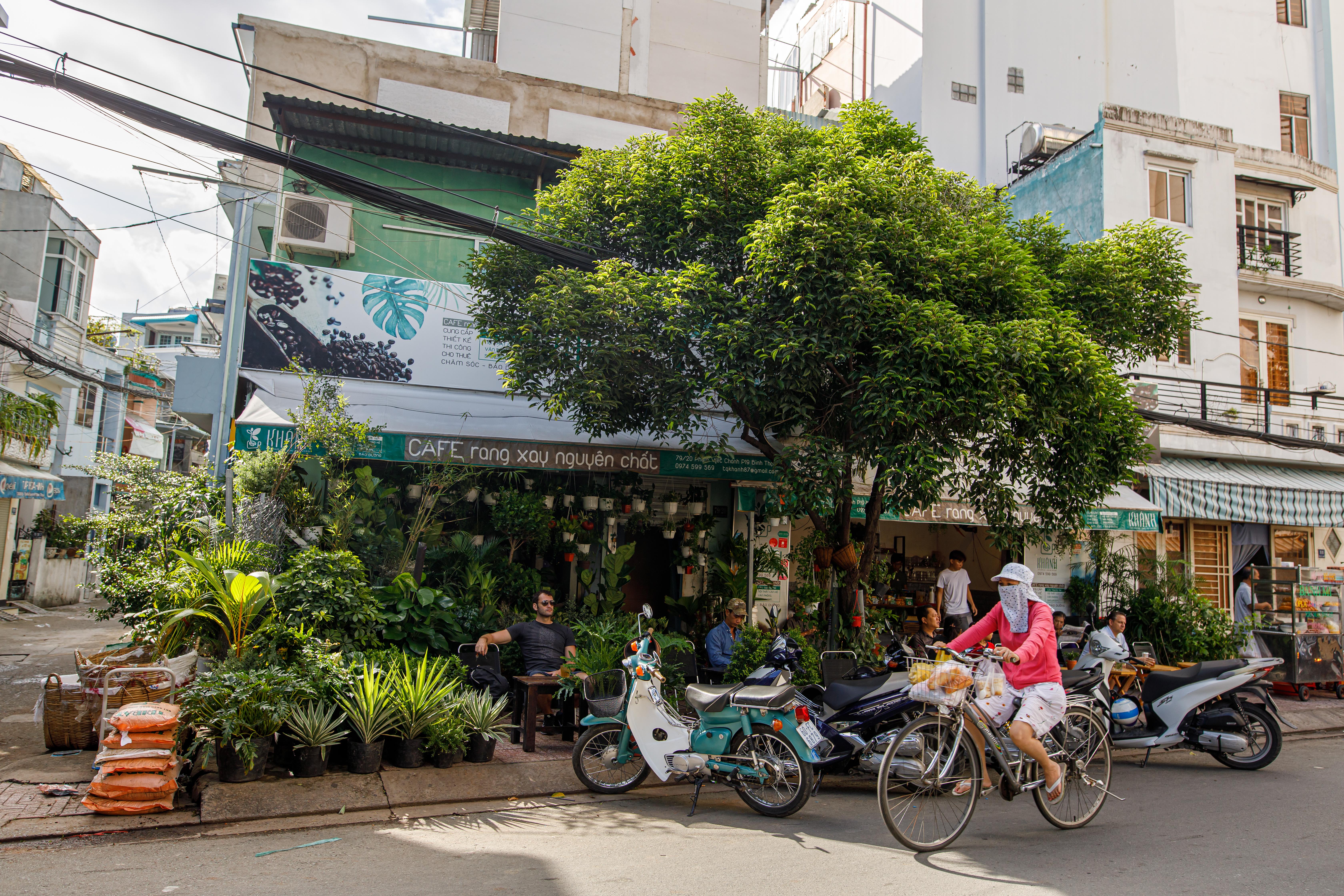 Cafe + Plant Shop