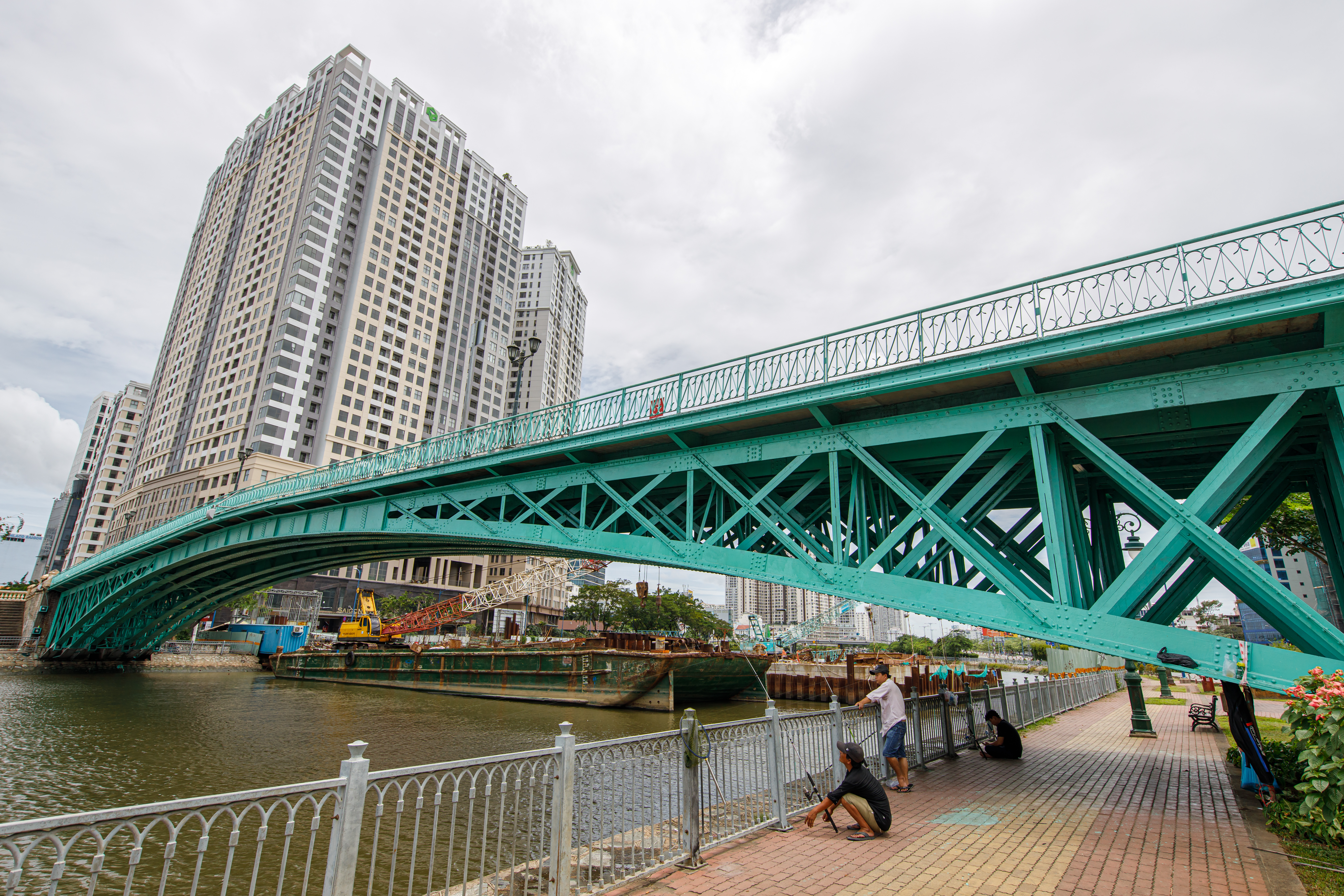 Cau Mong Bridge 2