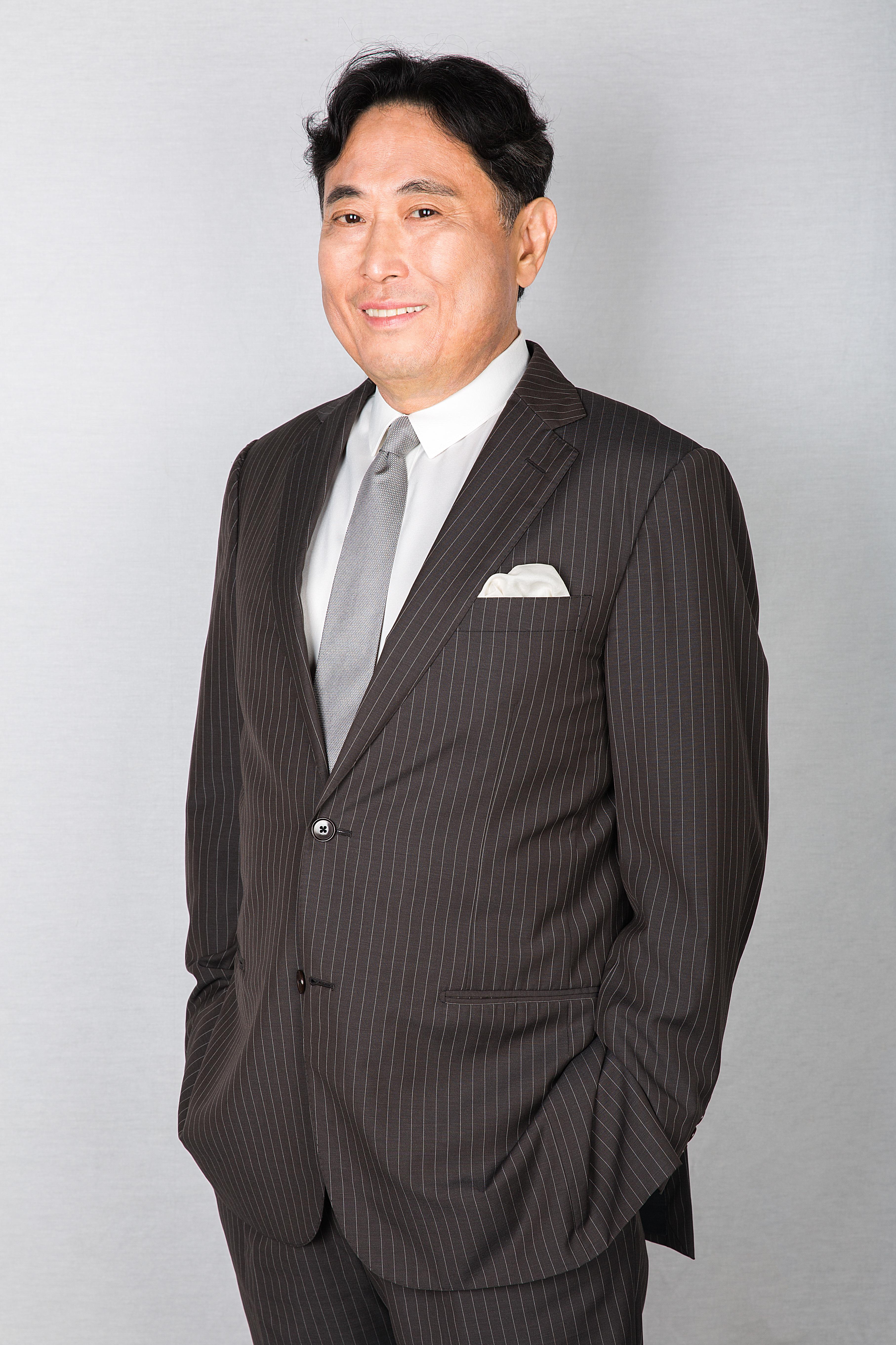 Fred Tsao Portrait 1
