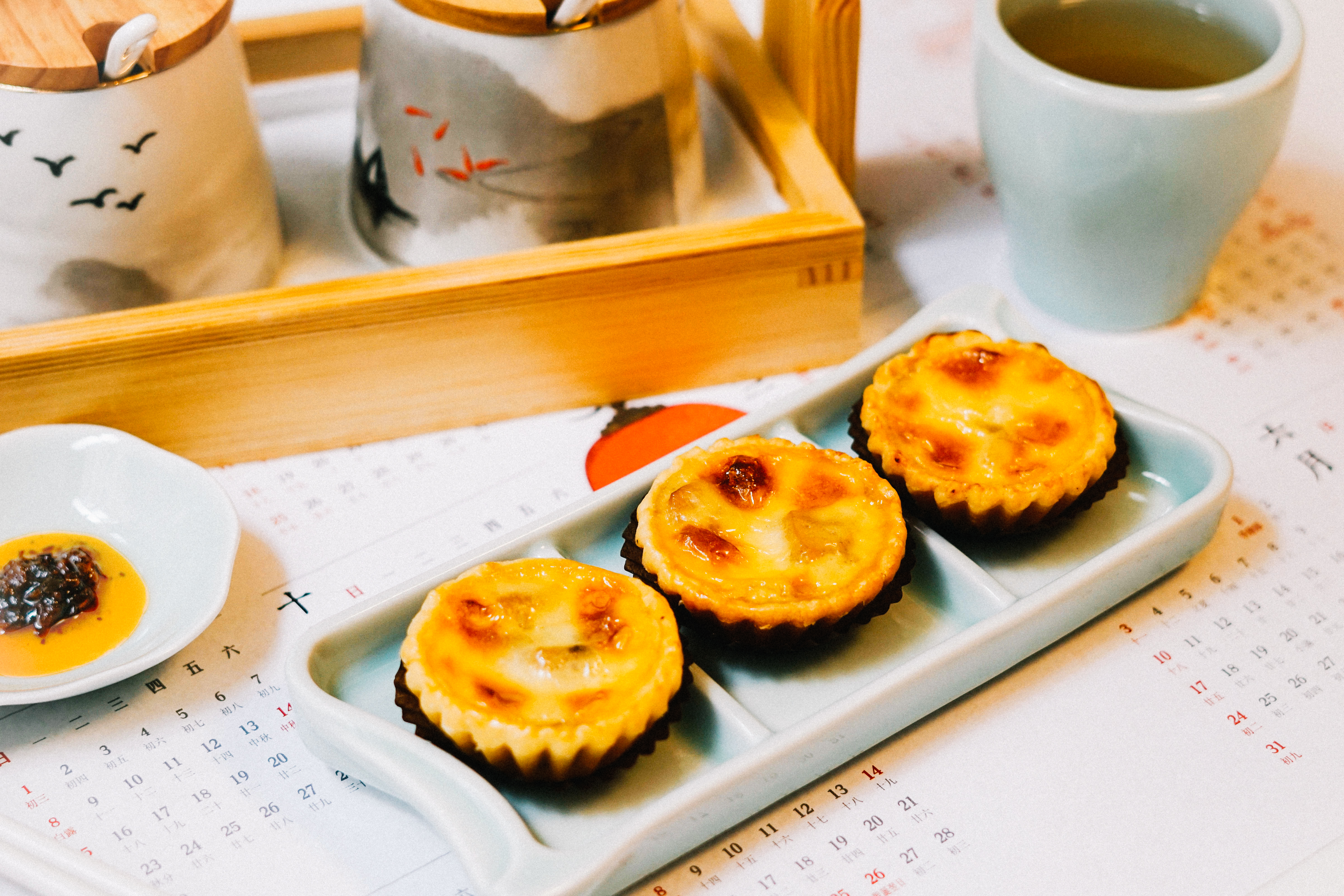 Baked Abalone and Cheese Tart __憯恍_擳.JS